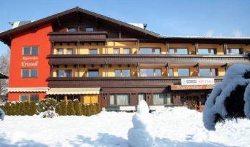 Apartman Kristal *** Zell am See Schüttdorf