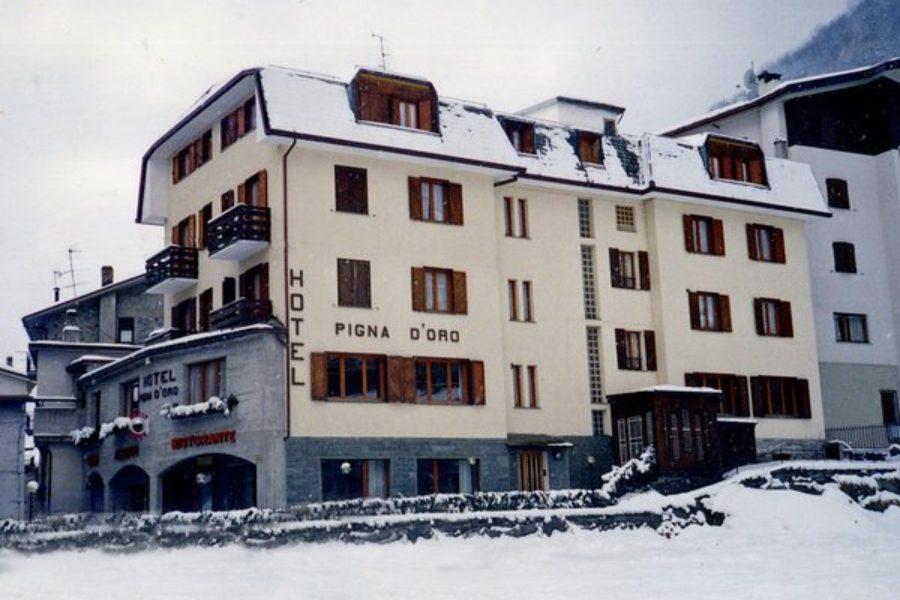 HotelPigna d'oro 3*