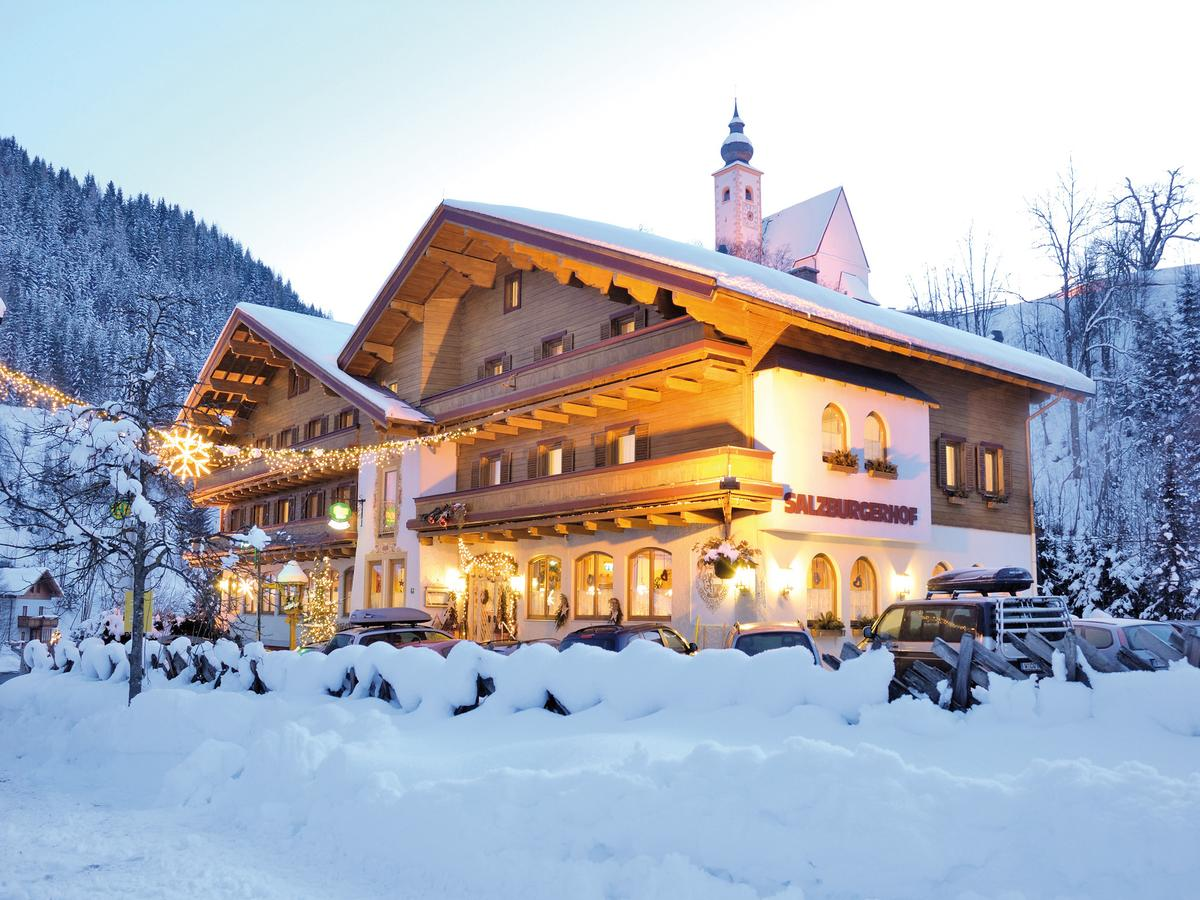 Hotel Salzburgerhof 3*