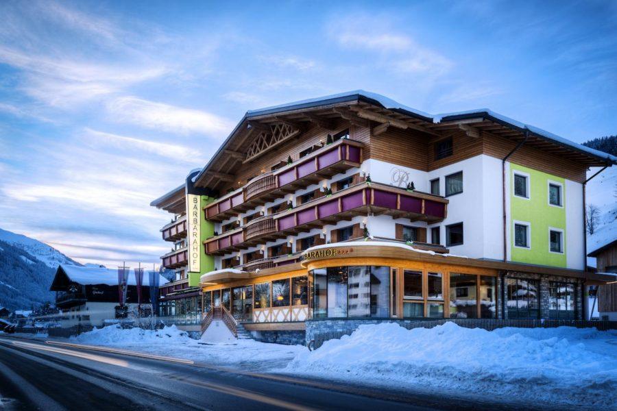 Hotel Barbarahof 3*s