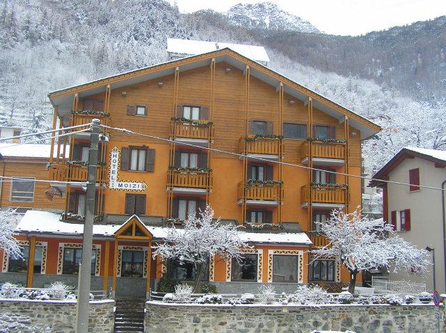 Hotel Moizi 3*