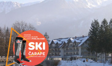 Hotel Jezero **** Bohinj, Slovenija