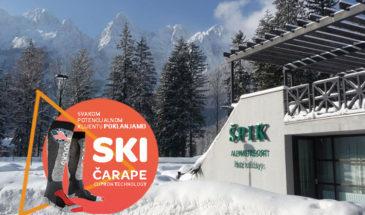 Hotel Špik – Kranjska Gora, Slovenija