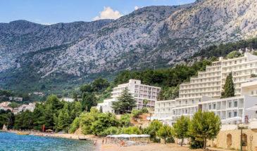 TUI BLUE Adriatic Beach Resort 4*, Živogošće